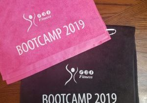 Bootcamp 2019 Towel
