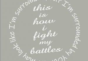 battle white